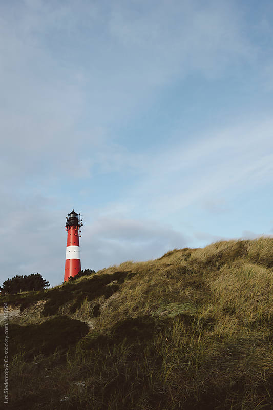 Lighthouse Sylt by Urs Siedentop & Co for Stocksy United