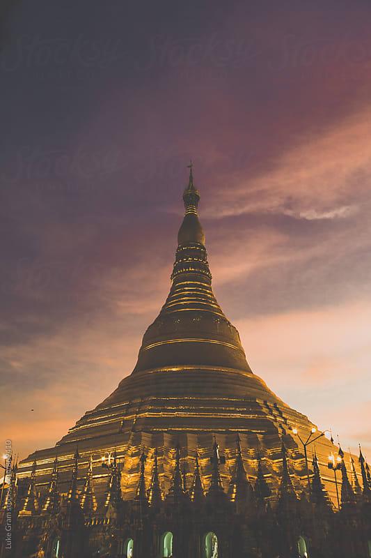 Old Bagan by Luke Gram for Stocksy United