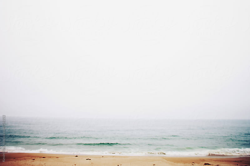 Beach and Sky by Kevin Russ for Stocksy United