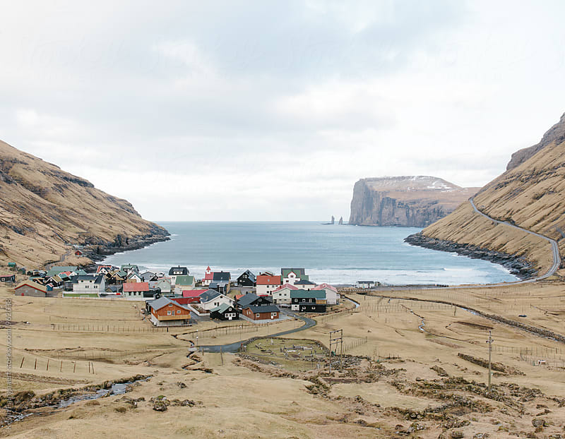 Tjornuvik, Faroe Islands by Kevin Faingnaert for Stocksy United