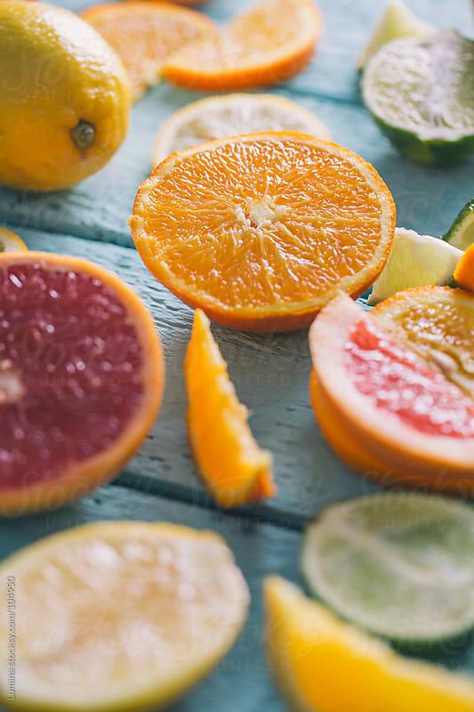 Citrus Fruits by Lumina for Stocksy United