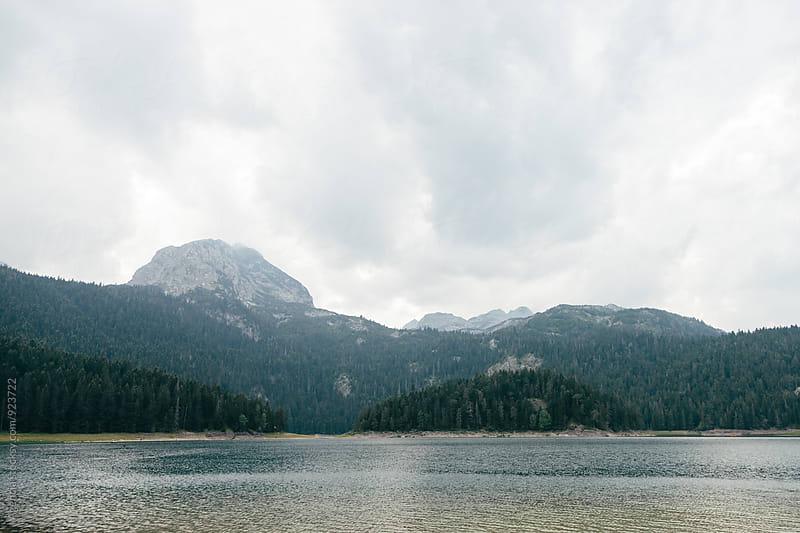 Black Lake by Agencia for Stocksy United