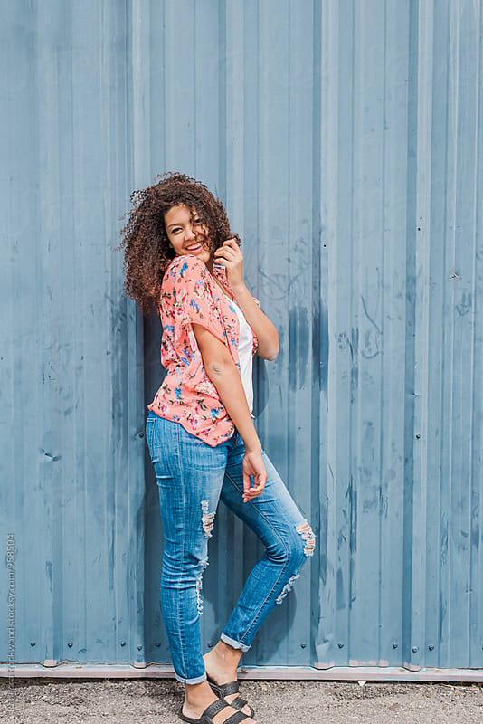 teen by Rebecca Rockwood for Stocksy United
