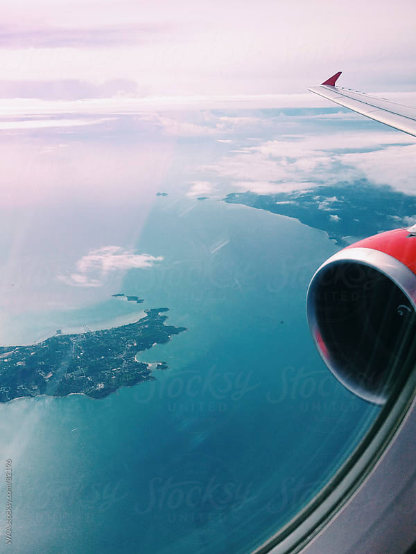 Plane View by WAA for Stocksy United