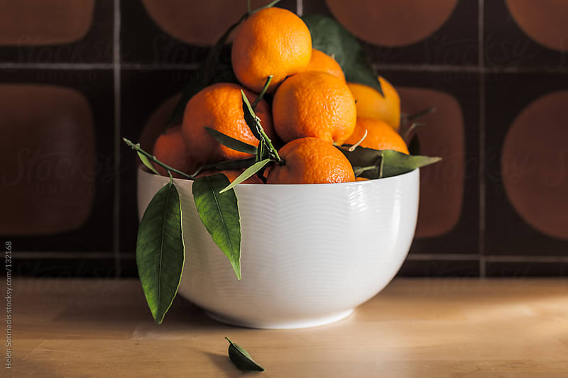 Tangerines by Helen Sotiriadis for Stocksy United