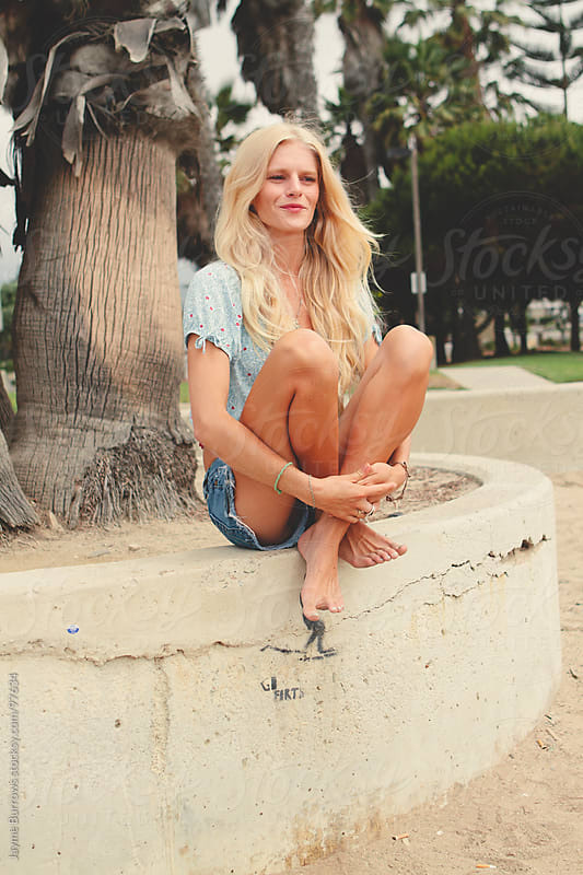 Beach Fun by Jayme Burrows for Stocksy United