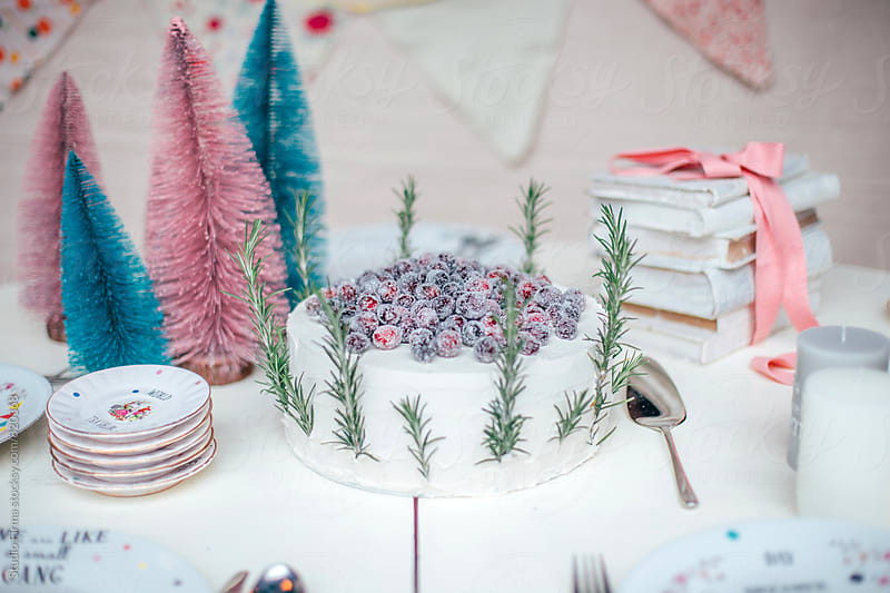 Cake Time! by Studio Firma for Stocksy United