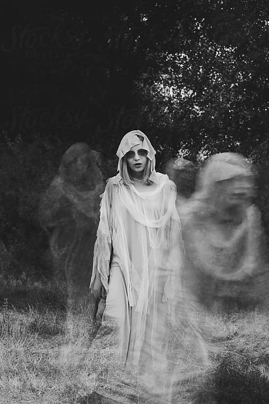 Ghost by Rebecca Rockwood for Stocksy United