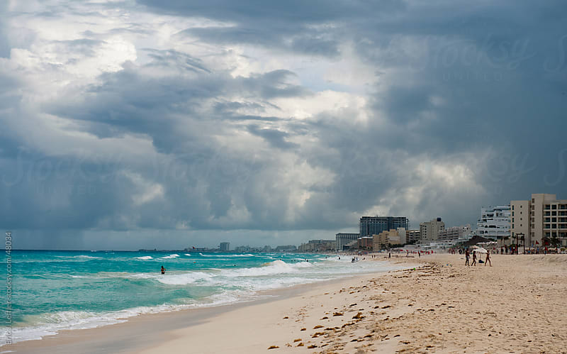 Cancun, Mexico by Eric J. Leffler for Stocksy United