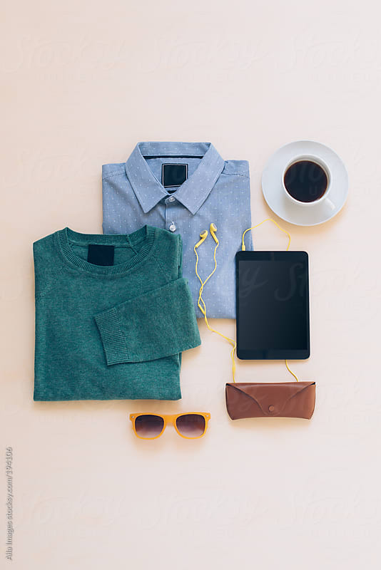 Outfit for Hipster Guy by Aila Images for Stocksy United