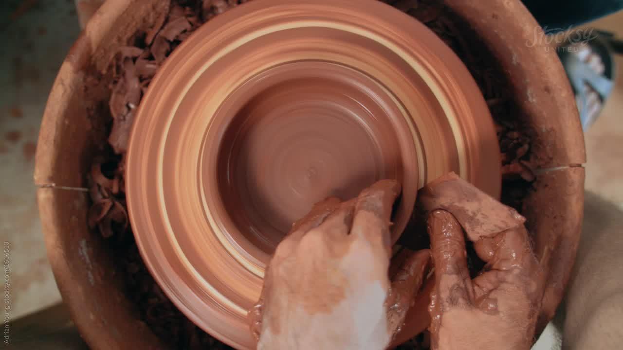 Pottery Stock Photos & Videos