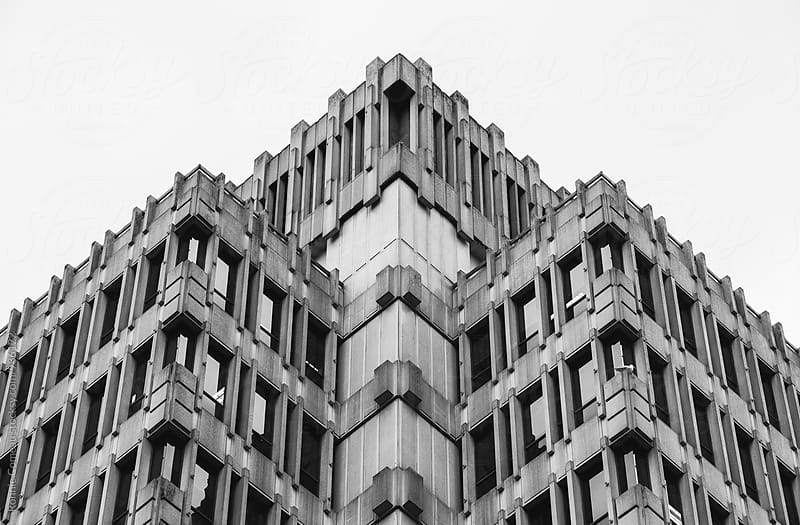 Building Symmetry by Ronnie Comeau for Stocksy United