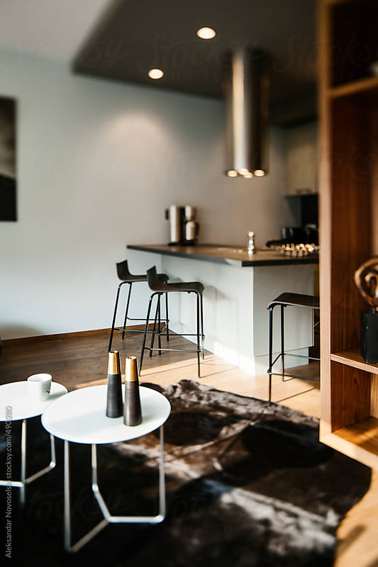 Contemporary appartment by Aleksandar Novoselski for Stocksy United