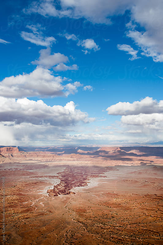 Canyonlands National Park Utah by Jean-Claude Manfredi for Stocksy United