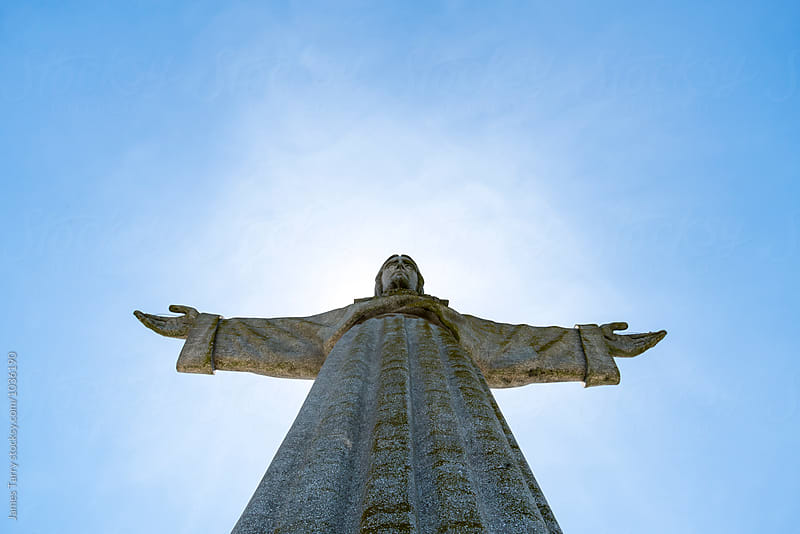 Santuário Nacional de Cristo Rei by James Tarry for Stocksy United