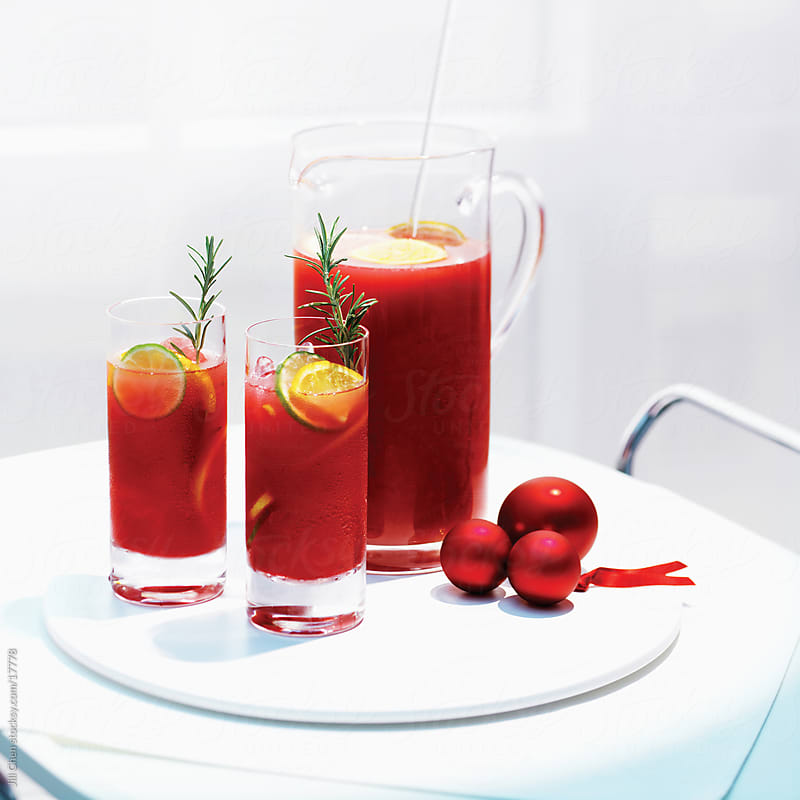Holiday Punch by Jill Chen for Stocksy United
