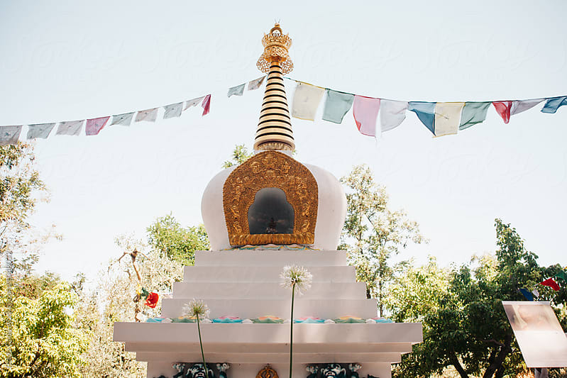 Stupa by Giada Canu for Stocksy United
