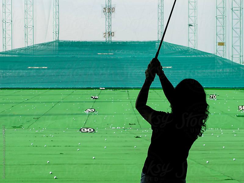 Golf Korea by Shannon Aston for Stocksy United