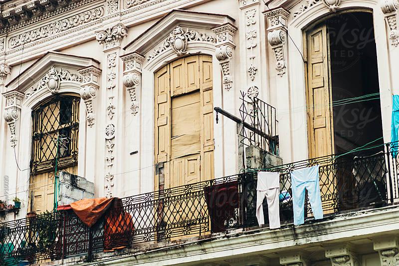 Streets of Havana by Natasa Kukic for Stocksy United