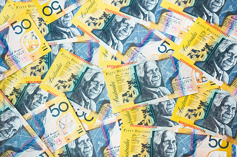 Cash Money by Maximilian Guy McNair MacEwan for Stocksy United