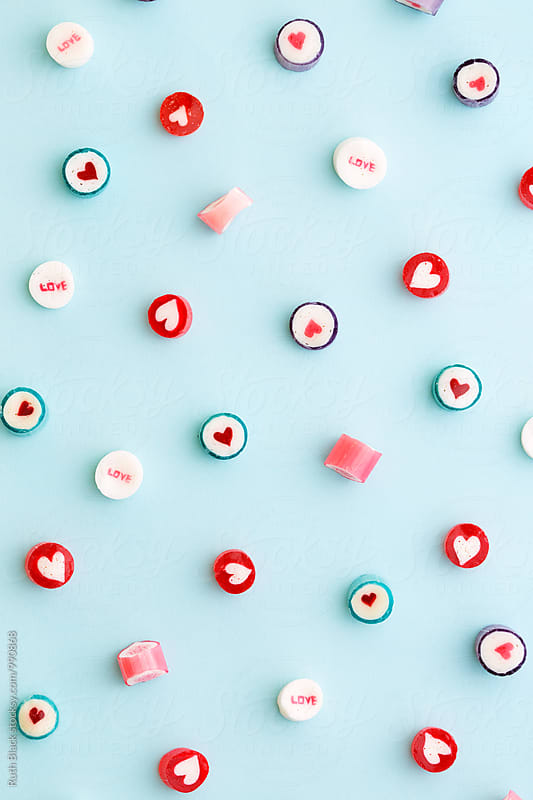 Candy background by Ruth Black for Stocksy United