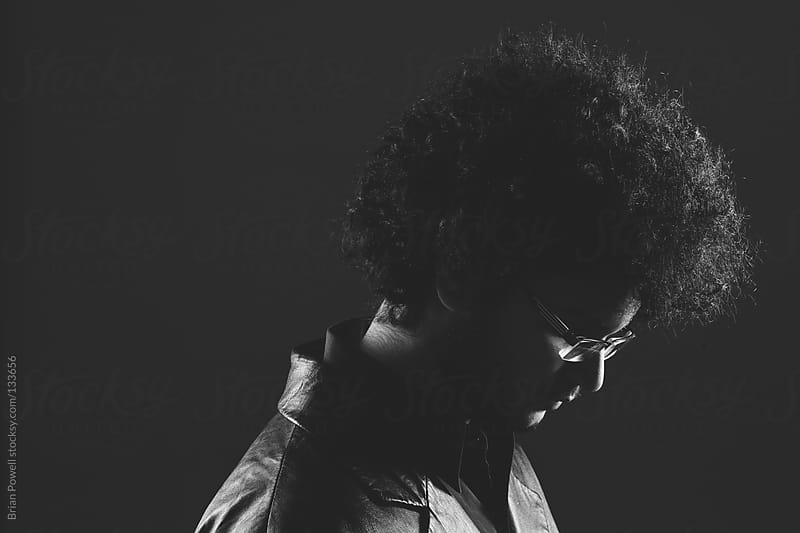 low key fro by Brian Powell for Stocksy United