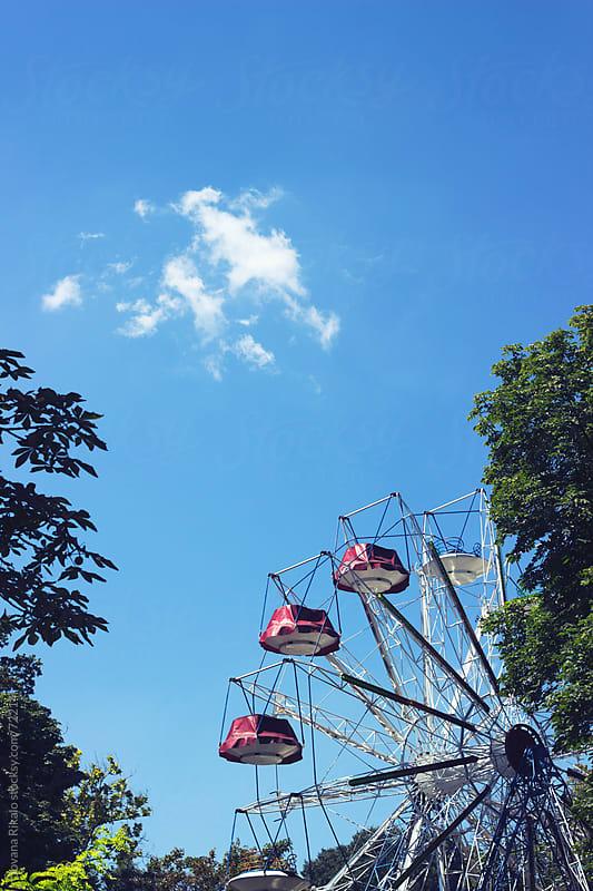 Luna park by Jovana Rikalo for Stocksy United