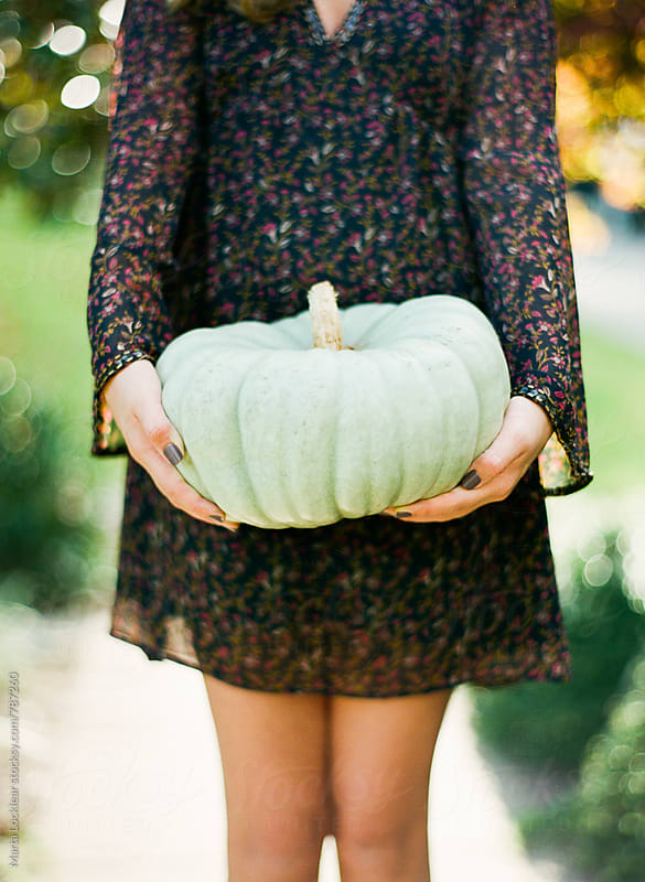Heirloom Pumpkin by Marta Locklear for Stocksy United