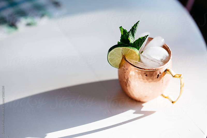 Moscow Mule by Danny Pellissier for Stocksy United