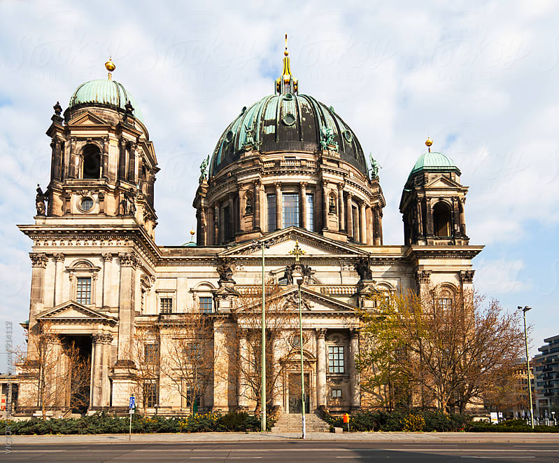 Berlin Cathedral by Victor Torres for Stocksy United