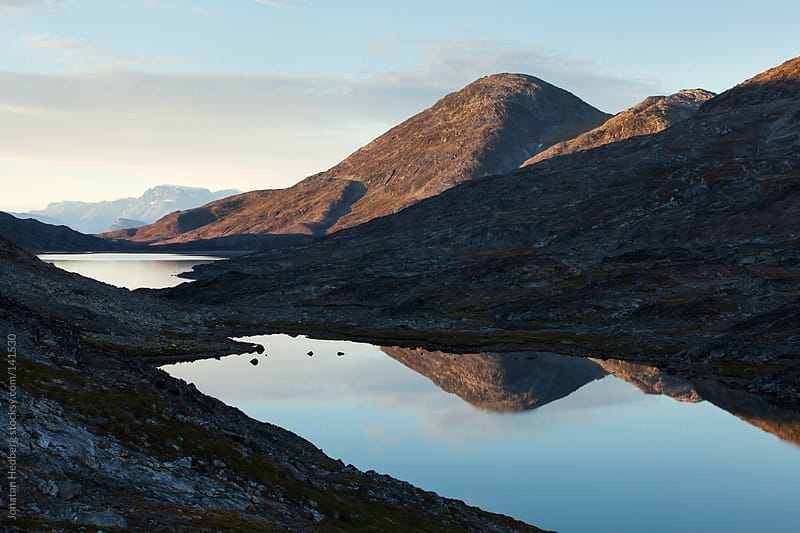 Morning in Greenland by Jonatan Hedberg for Stocksy United