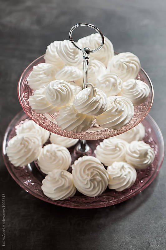 Meringue kisses  by Laura Adani for Stocksy United