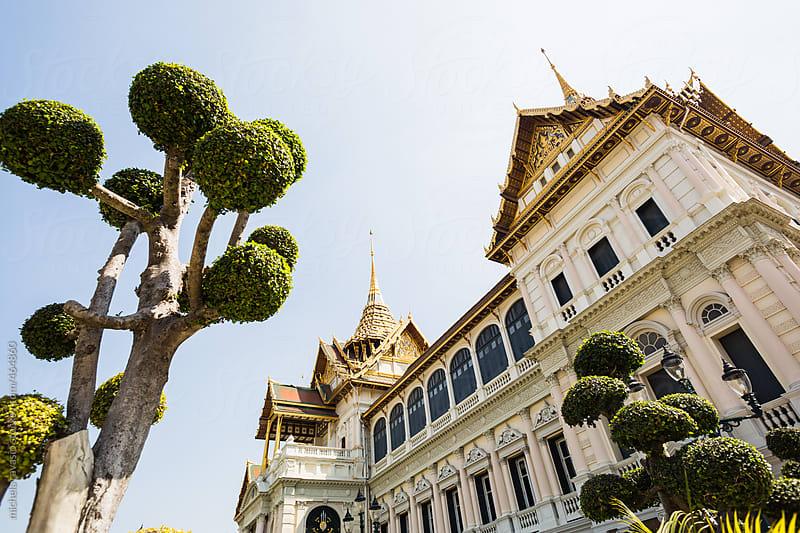 Grand Palace, Bangkok, Thailand by michela ravasio for Stocksy United