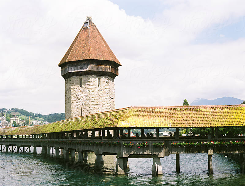 Lucerne, Switzerland by Kristopher Orr for Stocksy United