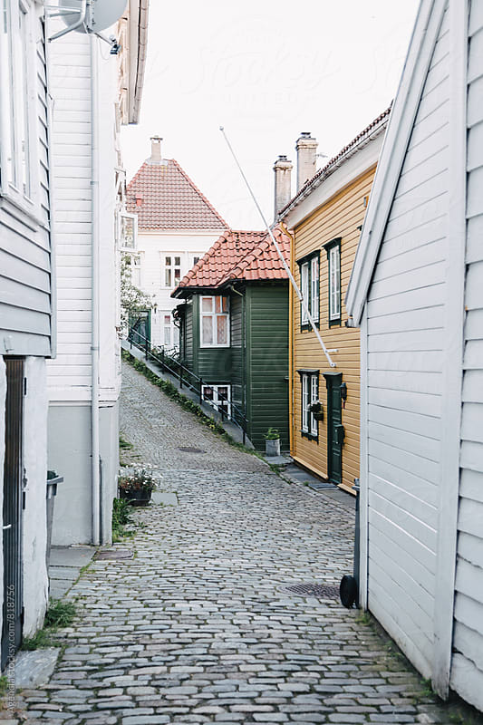 Bergen Streets by Agencia for Stocksy United