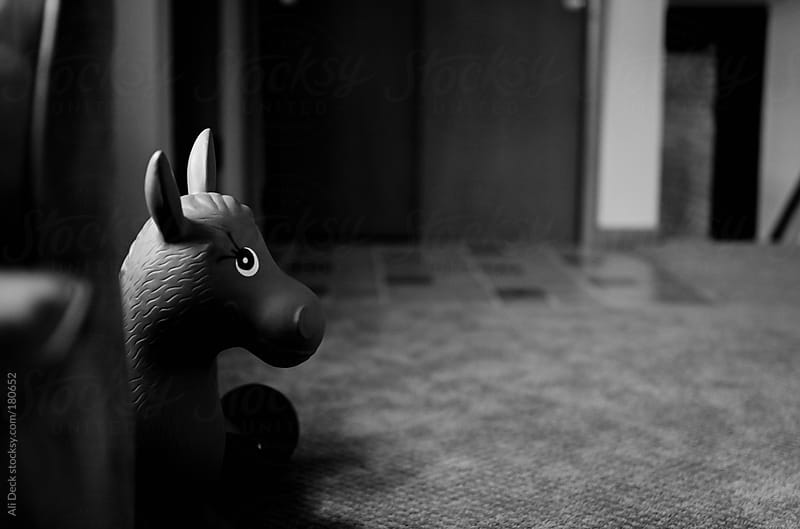Toy Donkey by Ali Deck for Stocksy United