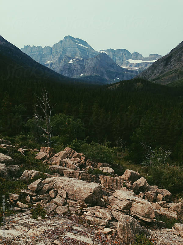 Rocky Mountain Landscape by Kevin Russ for Stocksy United