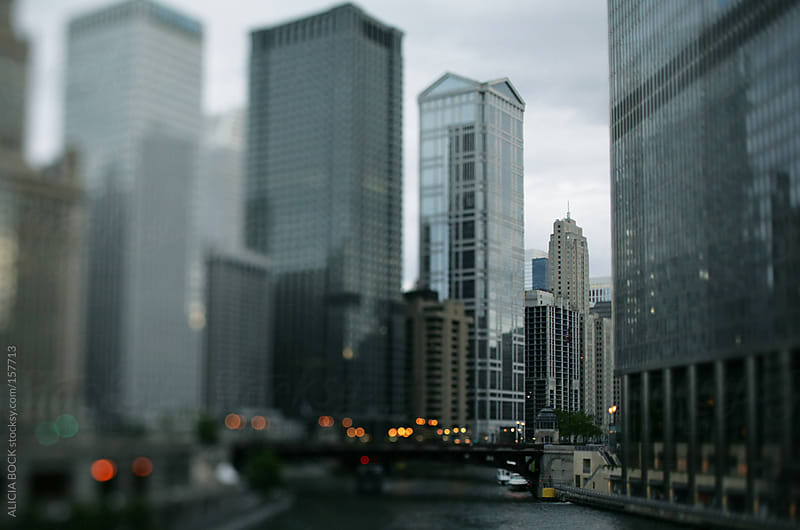 Chicago Skyline by ALICIA BOCK for Stocksy United