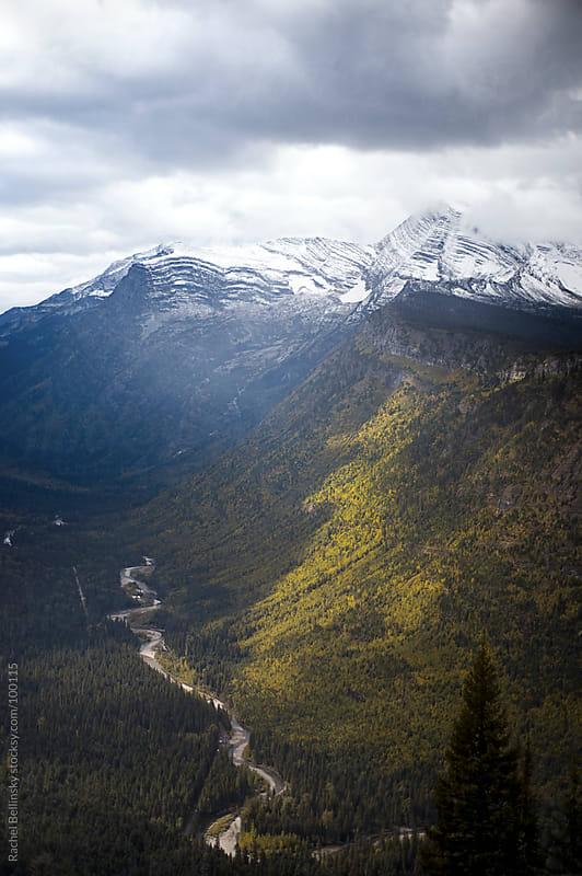 Glacier National Park by Rachel Bellinsky for Stocksy United