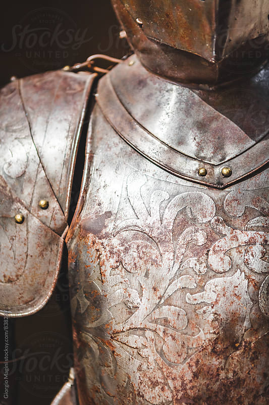 Rusty Medieval Armor in Italy by Giorgio Magini for Stocksy United