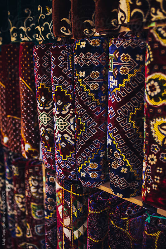 Carpet patterns by Maja Topcagic for Stocksy United