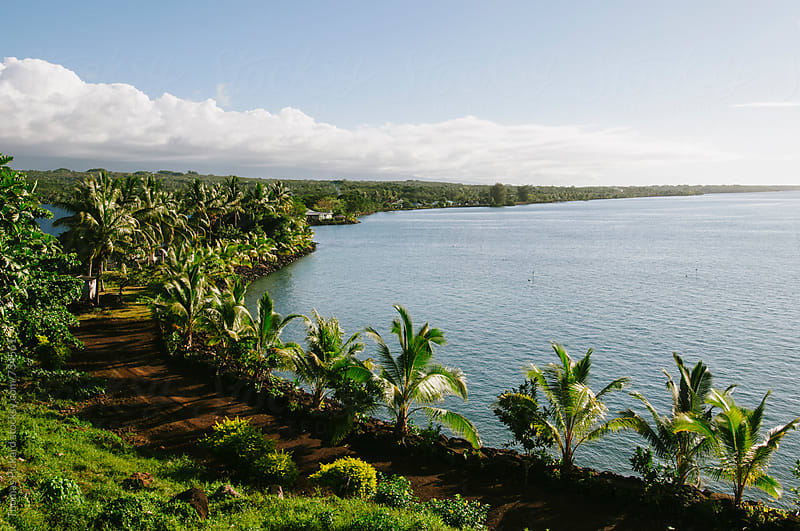 Savaii Island, Samoa. by Thomas Pickard for Stocksy United
