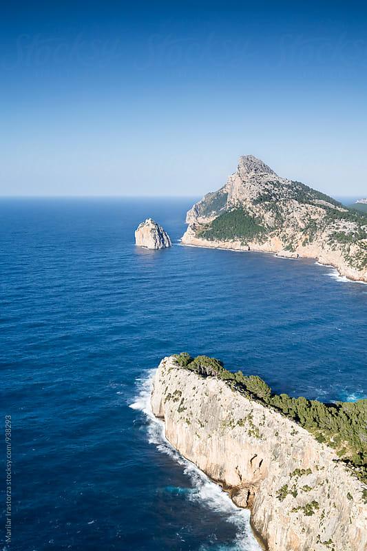 Mallorca coast by Marilar Irastorza for Stocksy United