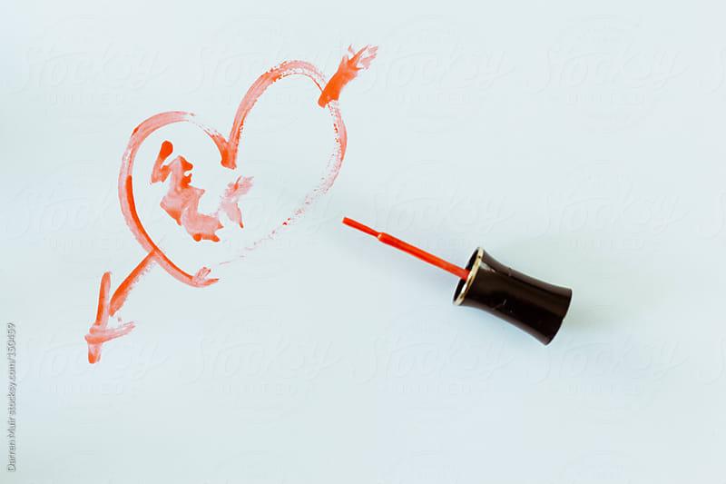 Love heart.  by Darren Muir for Stocksy United