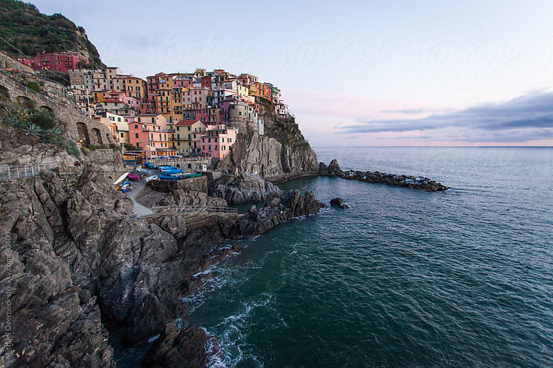 Cinque Terre by Michael Overbeck for Stocksy United