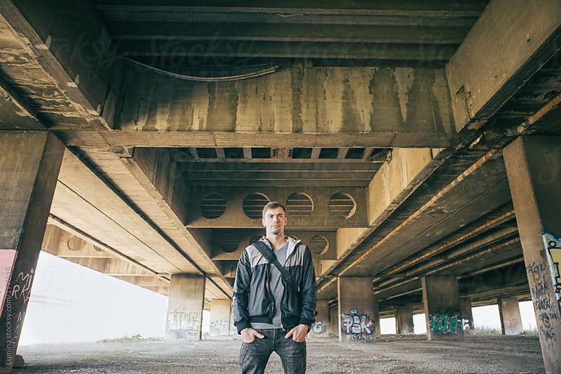 Urban Man by Lumina for Stocksy United