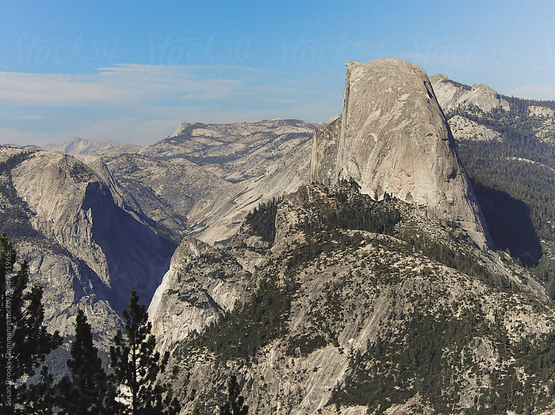 Half Dome by Susan Brooks-Dammann for Stocksy United
