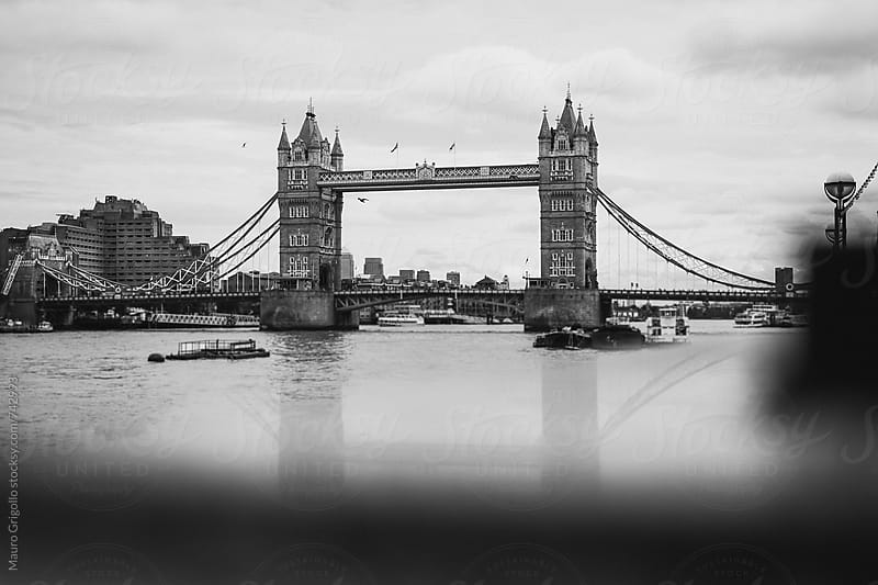 Tower Bridge in London by Mauro Grigollo for Stocksy United