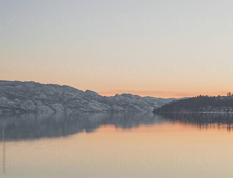 Okanagan Lake by Luke Gram for Stocksy United