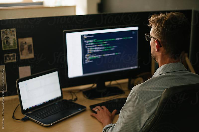 Website Developer by Bruce and Rebecca Meissner for Stocksy United